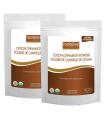 루트어라이브 유기농 시나몬물/실론 계피가루 파우더/분말 200g 2팩 묶음