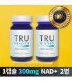 트루니아젠 300mg 니코틴아미드 리보사이드 NAD 부스터 30캡슐x2병묶음