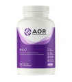 에이오알 N-아세틸시스테인 NAC 500mg 120캡슐
