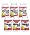 뉴트리돔 비타민C 1000mg 120캡슐 6병할인 아스코르브산