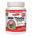 뉴트리돔 밀크시슬 250mg 실크마린 80% 120베지캡슐