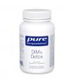 퓨어인캡슐레이션 DIM & Detox 60베지캡슐 간해독