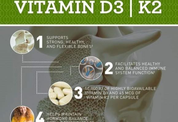 심혈관건강,뼈건강,골다공증예방의 비타민K2 plus 비타민 D3