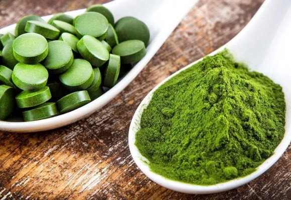 피부건강, 항산화, 면역력 강화, 자연해독제 효능의 클로렐라