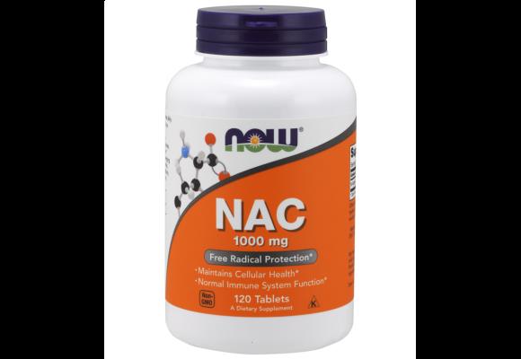 강력한 항산화 영양제 나우푸드 N-아세틸시스테인 NAC(n acetyl cysteine)의 효과