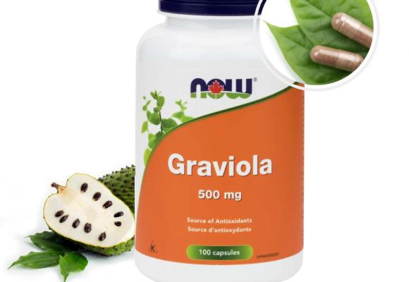 슈퍼푸드 그라비올라(Graviola) 천연항암제로 각광,아토피 개선에도 도움