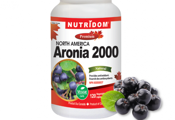 최고의 안토시아닌 성분을 함유한 아로니아 어디에 좋을까?