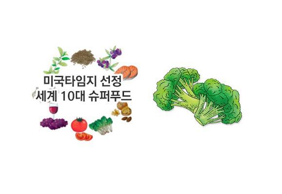 코로나19로부터 면역력증진과 호흡기건강을 지켜줄 설포라판(Sulforaphane) 성분의 브로콜리영양제