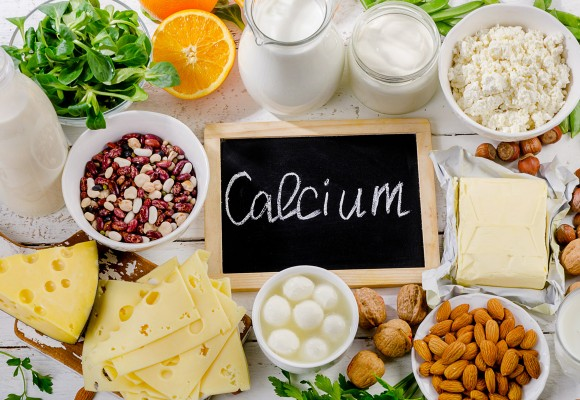 성장기에 뼈건강에 꼭 필요한, 흡수율 고려한 칼슘섭취 필요
