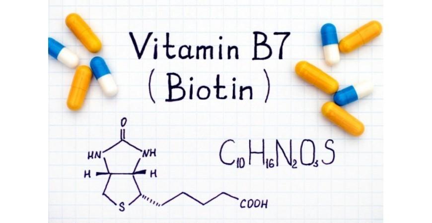 풍성한 모발과 손톱 건강을 위한 영양제 비오틴(Biotin)