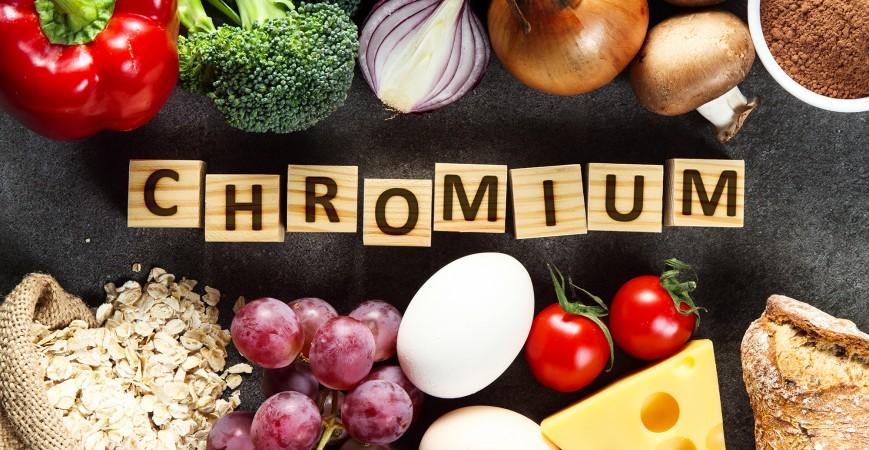 당뇨, 혈당 관리를 하시는 분들에게는 꼭 필요한 영양소,크롬(chromium, Cr)